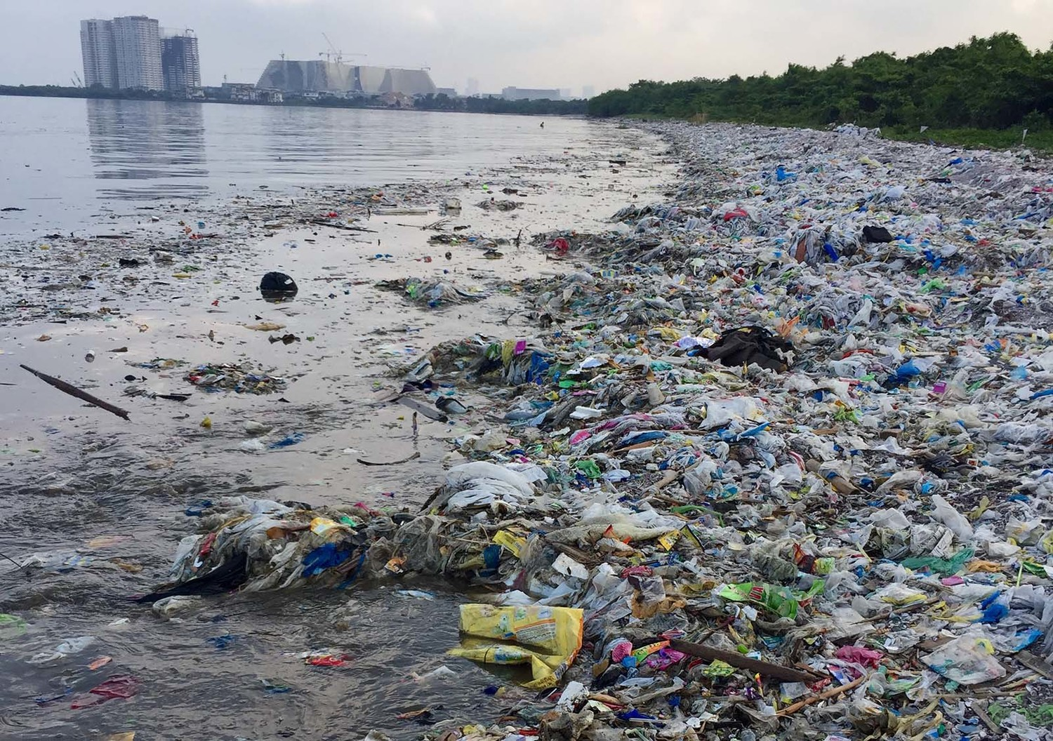 Manufacturers Of Waste Packaging To Be Responsible For